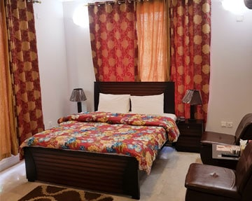 guest house islamabad room